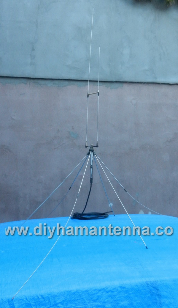 dualband gp antenna photo